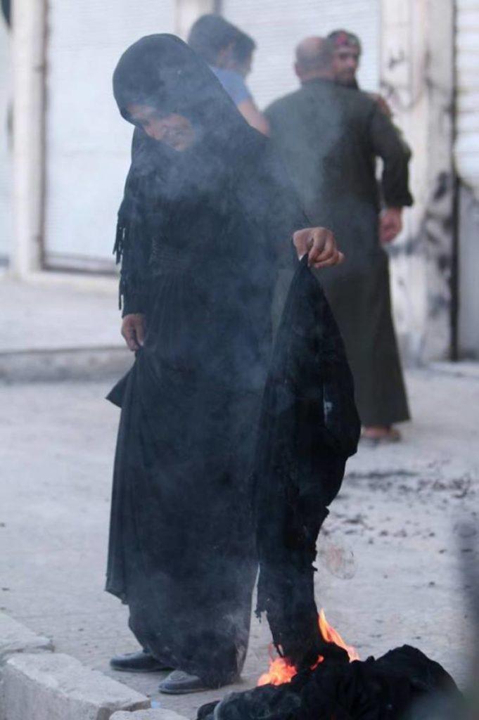 manbij burka